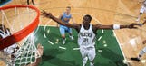 Middleton, Bucks fall at home to Nuggets