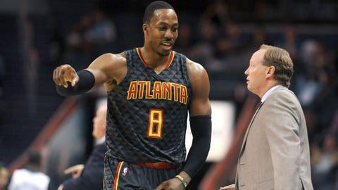 Dwight Howard, Atlanta Hawks