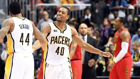 Indiana Pacers at Atlanta Hawks