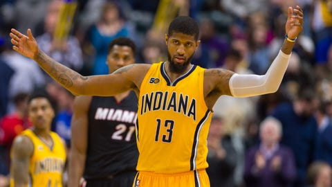 Miami Heat at Indiana Pacers