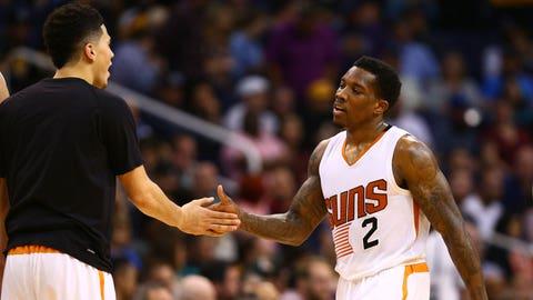 Phoenix Suns (previous ranking: 27)