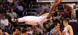 Suns hold off Westbrook, Thunder on McCoy's big night