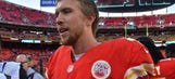 Chiefs decline option on backup QB Foles