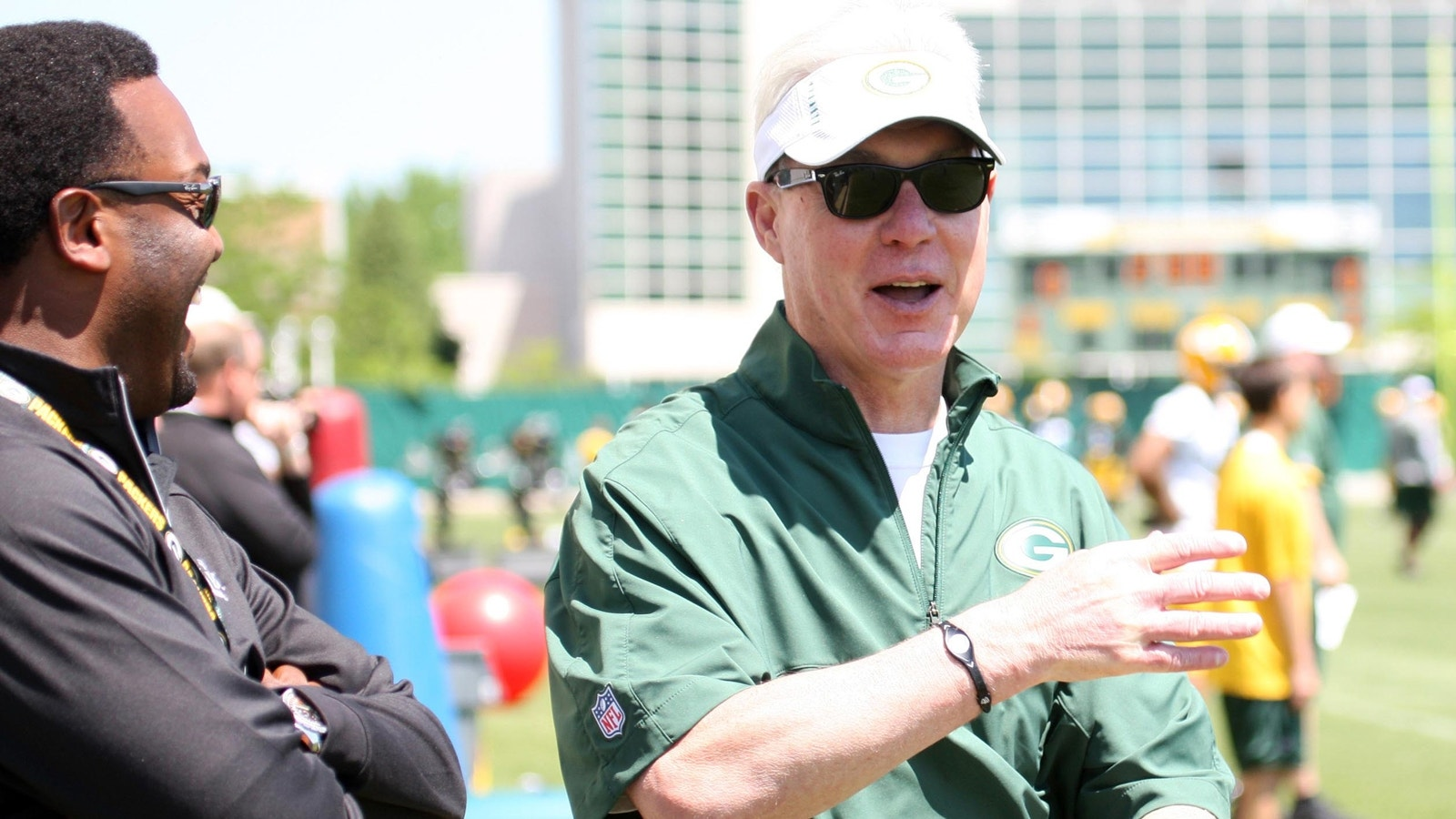 Green Bay Packers' Ted Thompson diagnosed with autonomic ...