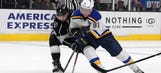 Blues take on Kings, their closest wild-card pursuer