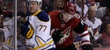 Preview: Coyotes at Sabres, 4:30 p.m., FOX Sports Arizona Plus