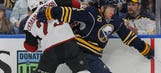 Coyotes stumble late in 6-3 loss to Sabres