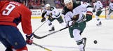 Wild's third-period rally falls short in loss to Capitals