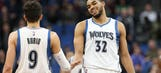 Twi-lights: Wolves' Rubio a magician vs. Wizards