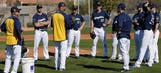 Brewers looking at seven pitchers for starting rotation