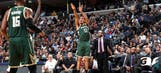 Twi-lights: Bucks make clutch 3-pointers in Memphis