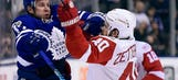 Red Wings' playoff chances dim even more with 3-2 loss at Toronto