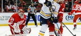 Special teams struggle as Red Wings fall to Sabres 2-1