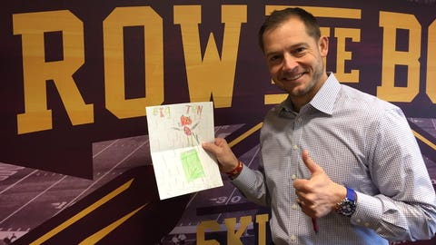 P.J. Fleck, Gophers football coach