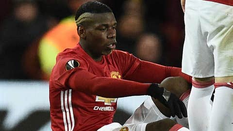 Is Paul Pogba fully fit?
