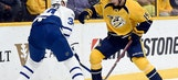 Predators LIVE to GO: Preds losing streak hits two, fall to Leafs 3-1