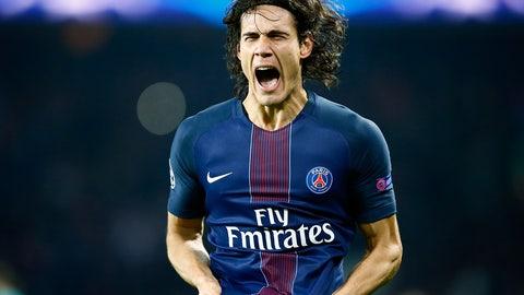 Paris St. Germain — Stay aggressive