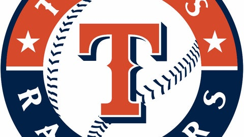 Rangers (in Astros colors)