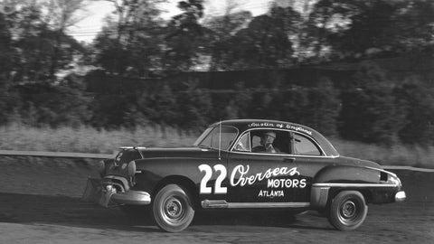 First NASCAR champion