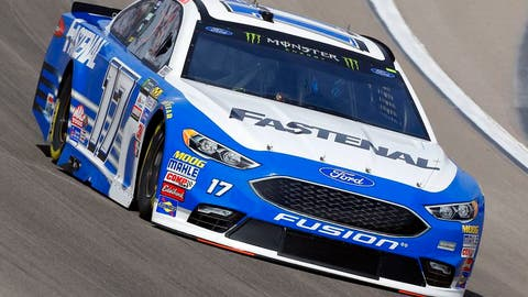 Ricky Stenhouse Jr., +4