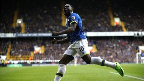 Romelu Lukaku — Everton