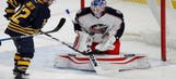 Sabres rally from 3-goal deficit to beat Blue Jackets 5-3