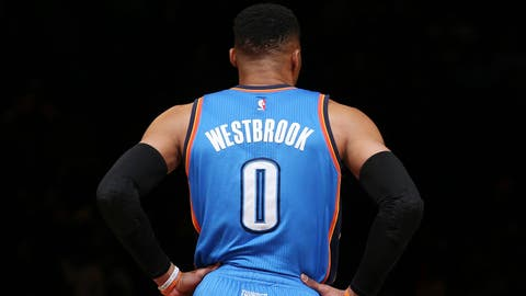Russell Westbrook, Oklahoma City Thunder