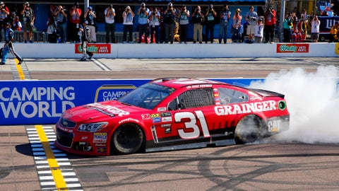 With the way that Ryan Newman won can he go back-to-back this weekend at Auto Club Speedway? — Michael