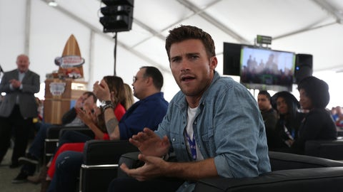 Scott Eastwood, Actor