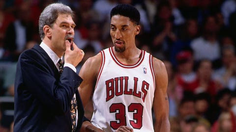 Thunder: Trading Scottie Pippen (1987)