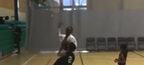 Coach rejects little basketball player who accidentally shoots on wrong net