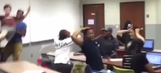 Classroom buzzer-beater results in the best March Madness celebration you'll see