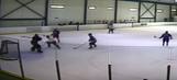 Beer league hockey goalie sentenced to jail after brutally slashing player in face