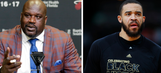 Shaq on JaVale McGee feud: 'It didn't get out of hand'