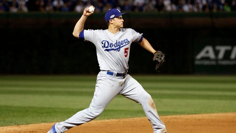 Corey Seager - SS - Los Angeles Dodgers