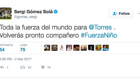 Sergi Gomez Sola