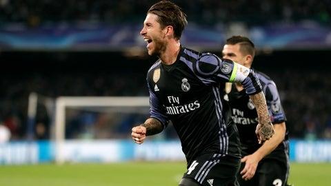 DEF: Sergio Ramos, Real Madrid