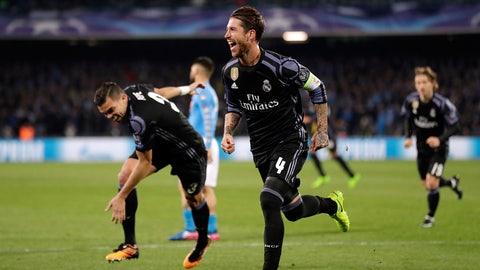 Sergio Ramos remains criminally underrated