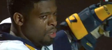 P.K. Subban moved to tears after return to Montreal tribute