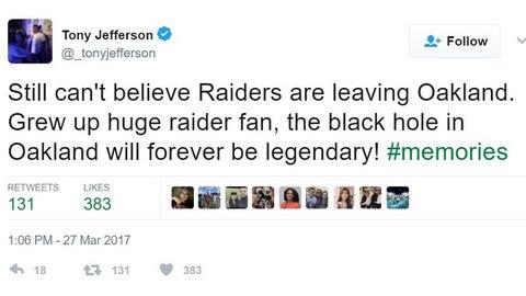 Tony Jefferson, S, Ravens