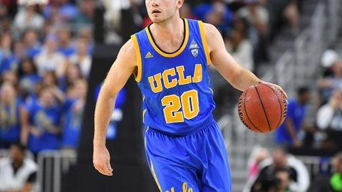 UCLA (Fatal Flaw: A bad shooting night from 3-point land)