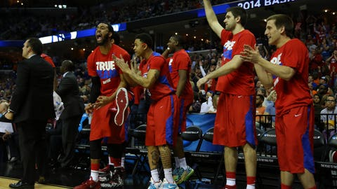No.11 Dayton (2014, Elite Eight)