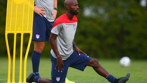 Seriously, DaMarcus Beasley