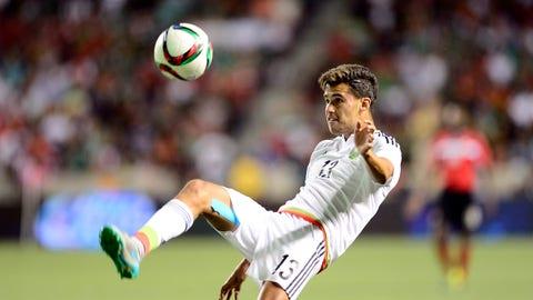 Centerback: Diego Reyes