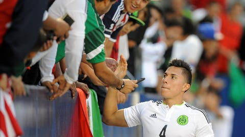 Mexico's depth still blows the rest of CONCACAF away