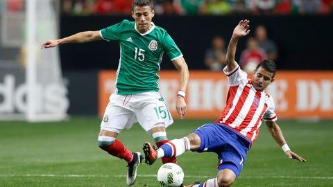 Centerback: Hector Moreno