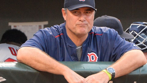John Farrell - Boston Red Sox