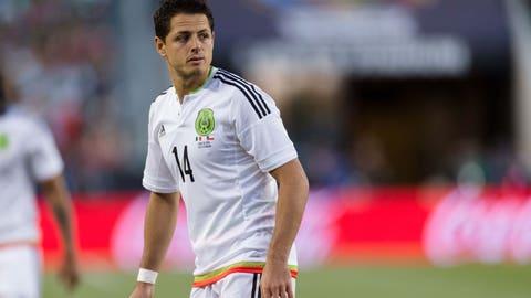 """FW: Javier """"Chicharito"""" Hernandez"""