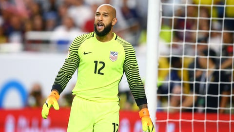 Tim Howard: 7