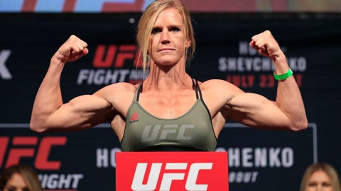 New Mexico -- Holly Holm
